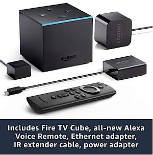 Amazon Alexa FireTV Cube