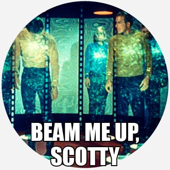 Beam Me Up!!!