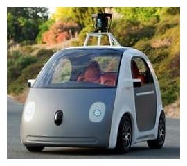 Google Driver-less Car
