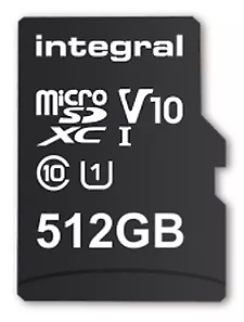 Integral MicroSD