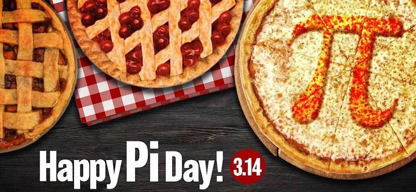 Happy Pi Day!