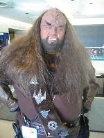 Klingon Kouncilman
