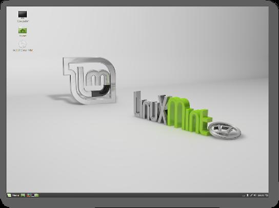 Linux Mint Cinnamon 17