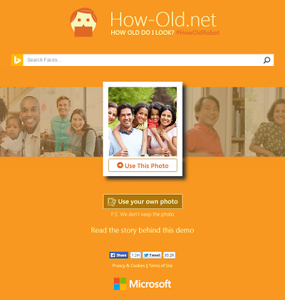 How Old - Microsoft