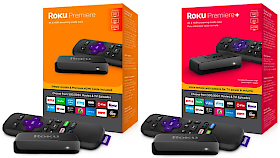 New Roku Boxes