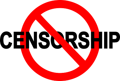 No Censorship!
