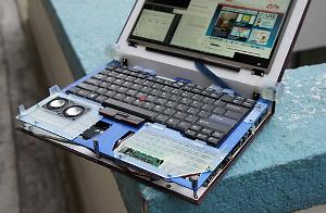 Novena Project Laptop