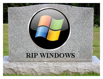 Kill windows
