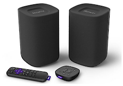 Roku Wireless Speakers