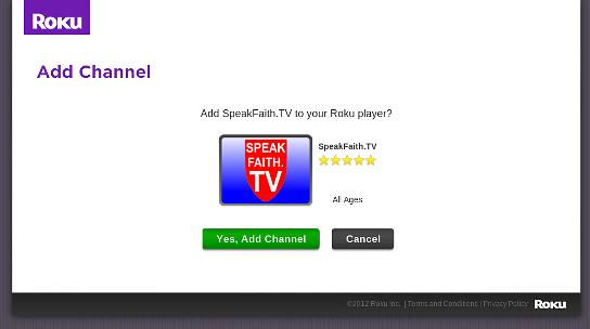 SpeakFaith.TV