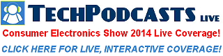 Techpodcasts Coverage of CES