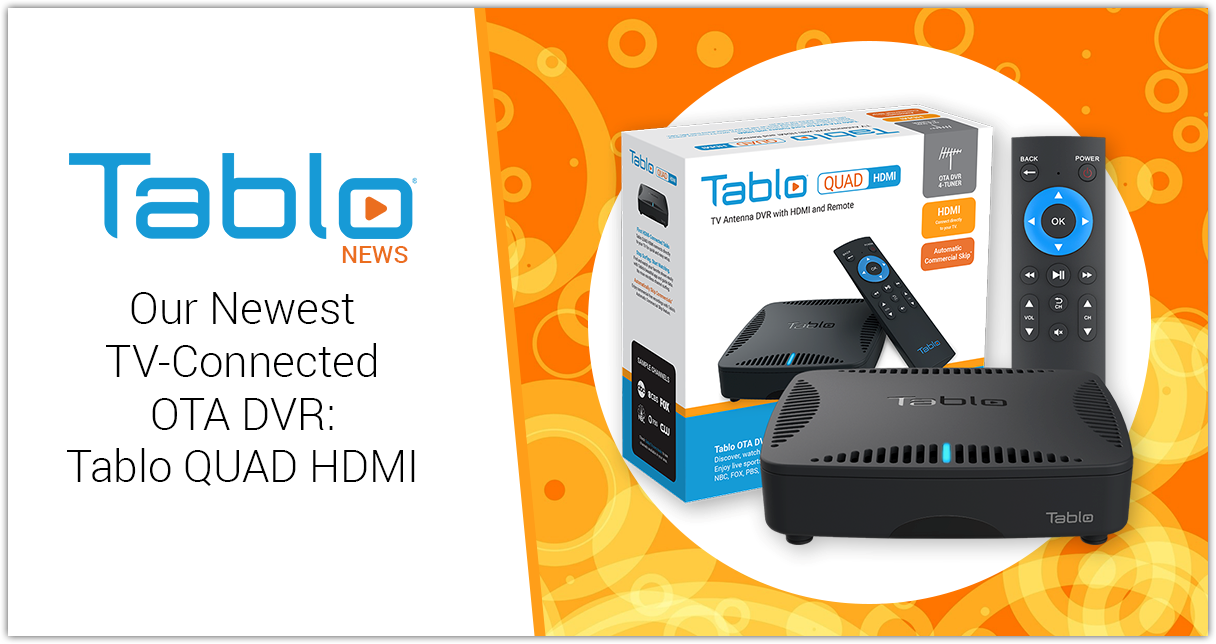 Tablo Quad HDMI