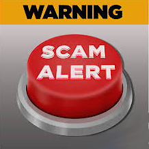 Warning - Scam Alert!