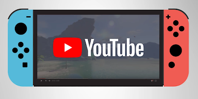 YouTube on Switch