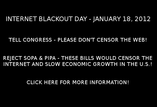 STOP SOPA AND PIPA!