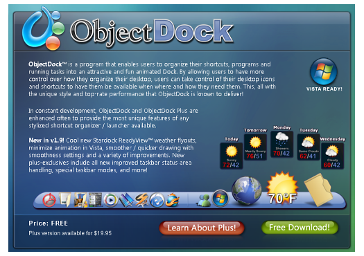 Objectdock