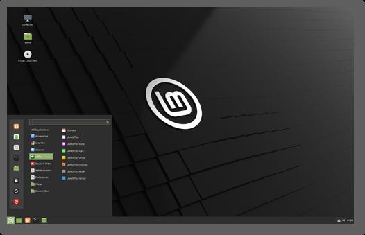 Linux Mint 20.1 Cinnamon