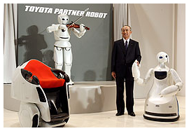 Watanabe Robot
