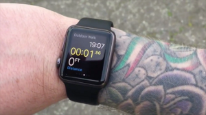 Apple Watch and Tattoos