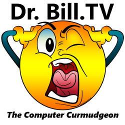 DrBill.TV Logo