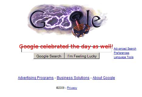 Google Tesla