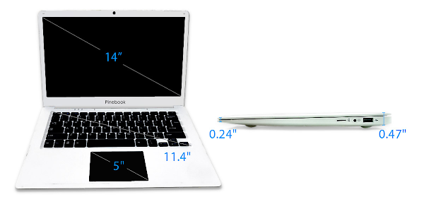 Pinebook 64