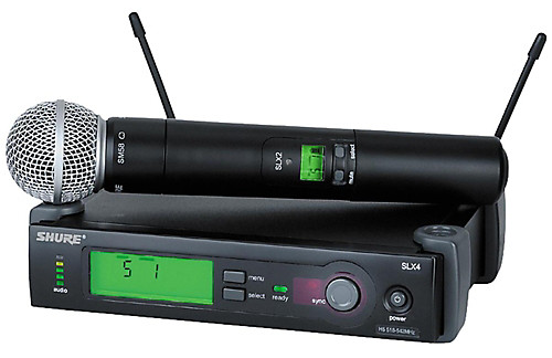 Shure Wireless System