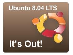 Ubuntu 8.04 LTS