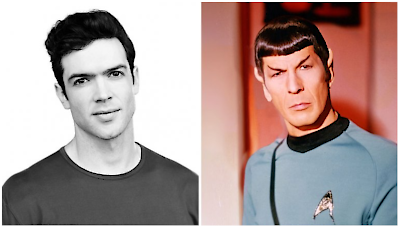 Ethan Peck Cast as Spock